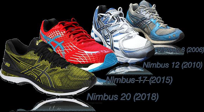 Der Asics Gel Nimbus 20 im Test, Testbericht Nimbus 20 - RUNNING LIFE